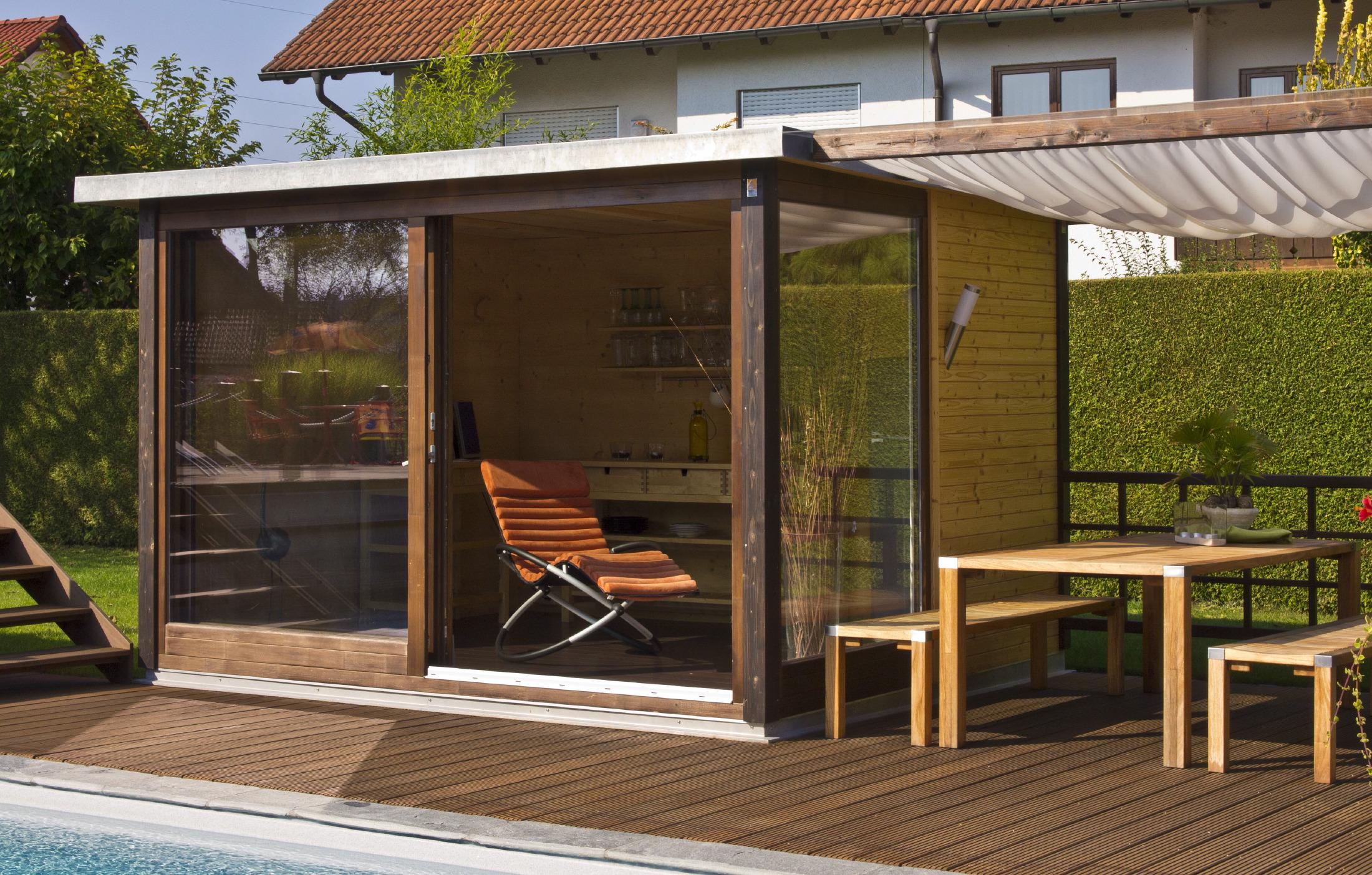 gartenhaus cube my blog. Black Bedroom Furniture Sets. Home Design Ideas