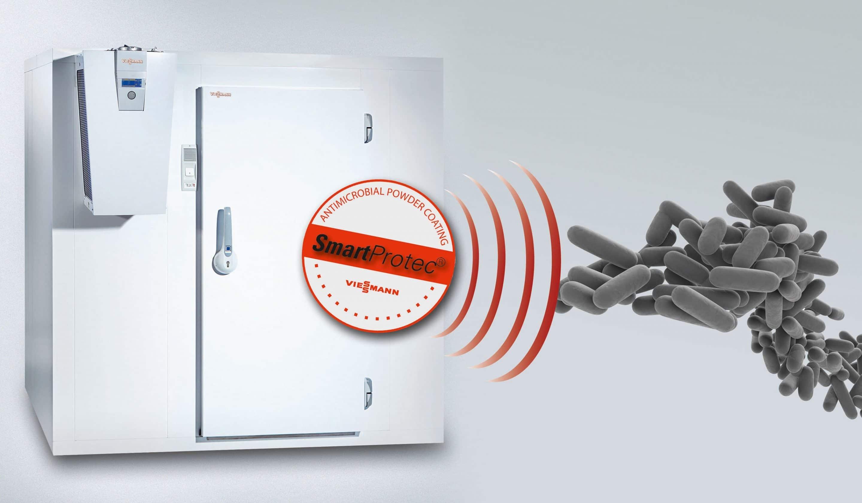 Innovative Kühlsystemtechnik von Viessmann – Top-Energie- und Dämmeffizienz und Top-Hygienestandard dank Smart Protec