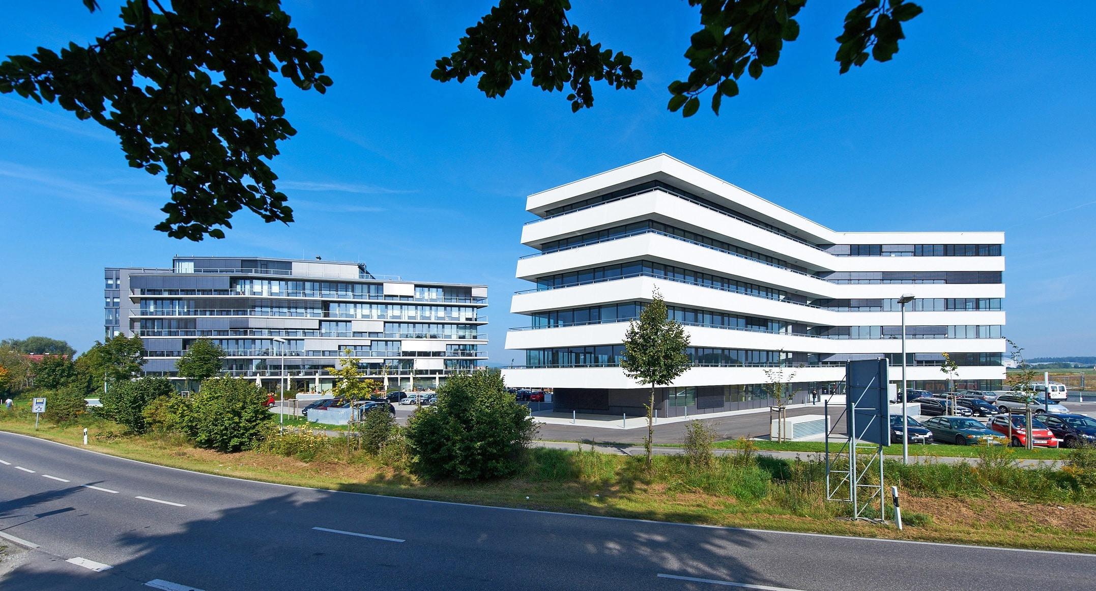 Der Sitz der Alois-Müller-Niederlassung am Bodensee