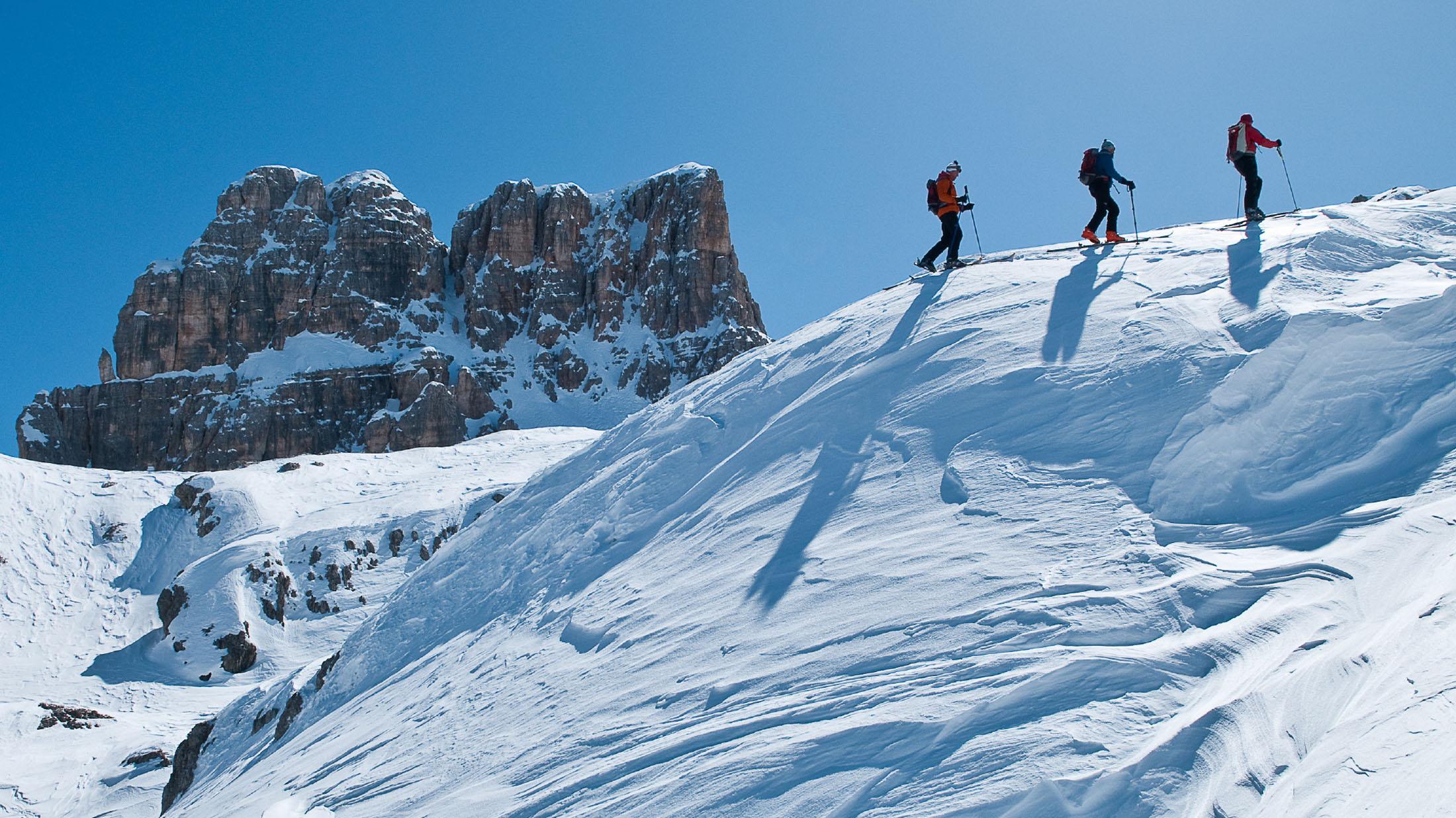 Cortina d'Ampezzo im Winter 2011/12
