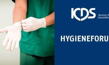 Geballte Kompetenz für hygienische Reinigung im Gesundheitswesen – Über 200 Führungskräfte beim ersten bundesweiten KDS-Hygieneforum in Bad Kissingen