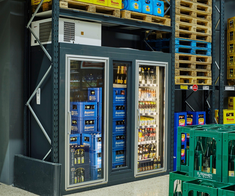 Kühlung für Bier, Sekt & Co. – perfekt in Szene gesetzt