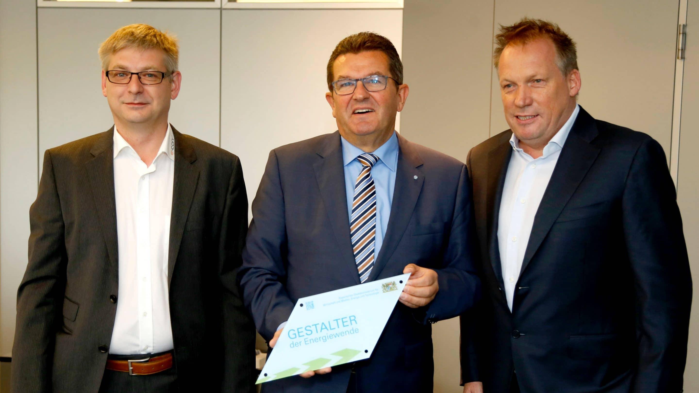e-con AG erhält Umwelt-Auszeichnung des Bayerischen Wirtschaftsministeriums