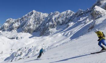 Ab ins Schneevergnügen in Cortina d'Ampezzo – Im italienischen Spitzenferienort öffnen die ersten Lifte