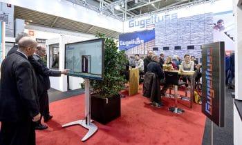 Top-Premiere für die Gugelfuss-Neuheiten auf der BAU: Moderne Fenster-, Tür- und Fassadensysteme sowie digitale Gugelfuss-Innovationen punkten beim Fachpublikum