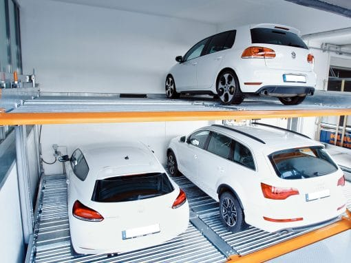 Klaus Multiparking GmbH, Aitrach