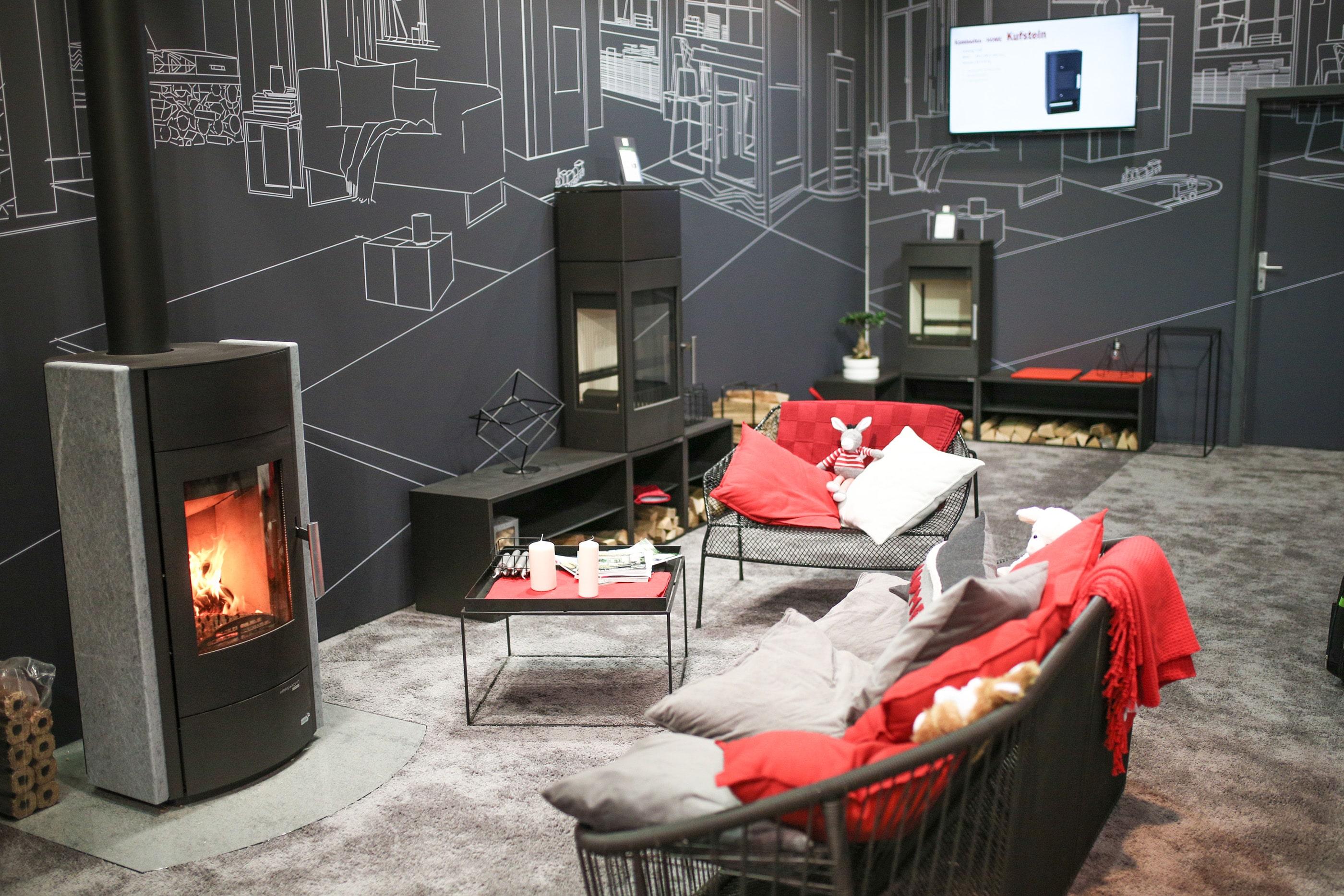 hei e trends und innovationen f r das heizen der zukunft haas sohn pr sentiert auf der ish in. Black Bedroom Furniture Sets. Home Design Ideas