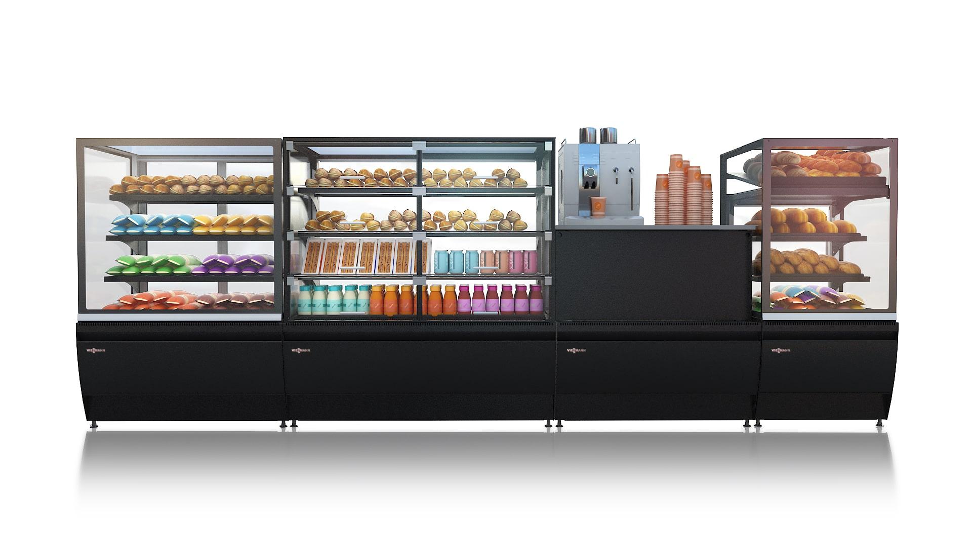 Energieeffizient, nachhaltig, vollhygienisch, komplett – Viessmann präsentiert auf der Inernorga 2018 innovative Kühllösungen im Komplettpaket für die HoReCa-Branche
