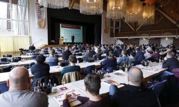 Immer im Einklang mit den neuen Richtlinien – Mauerwerkstag 2018 in Memmingen: Neuerungen bei Energieeffizienz, Schallschutz und Baurecht im Fokus