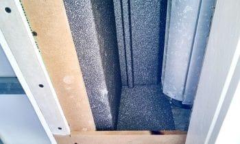 Mit gedämmten Rollladenkästen vom Verwaltungsklotz zum modernen Boarding House – Bei Sanierungsprojekt in Memmingen setzt der Auftraggeber auf individuell angefertigte Rollladenkastendämmung von DiHa