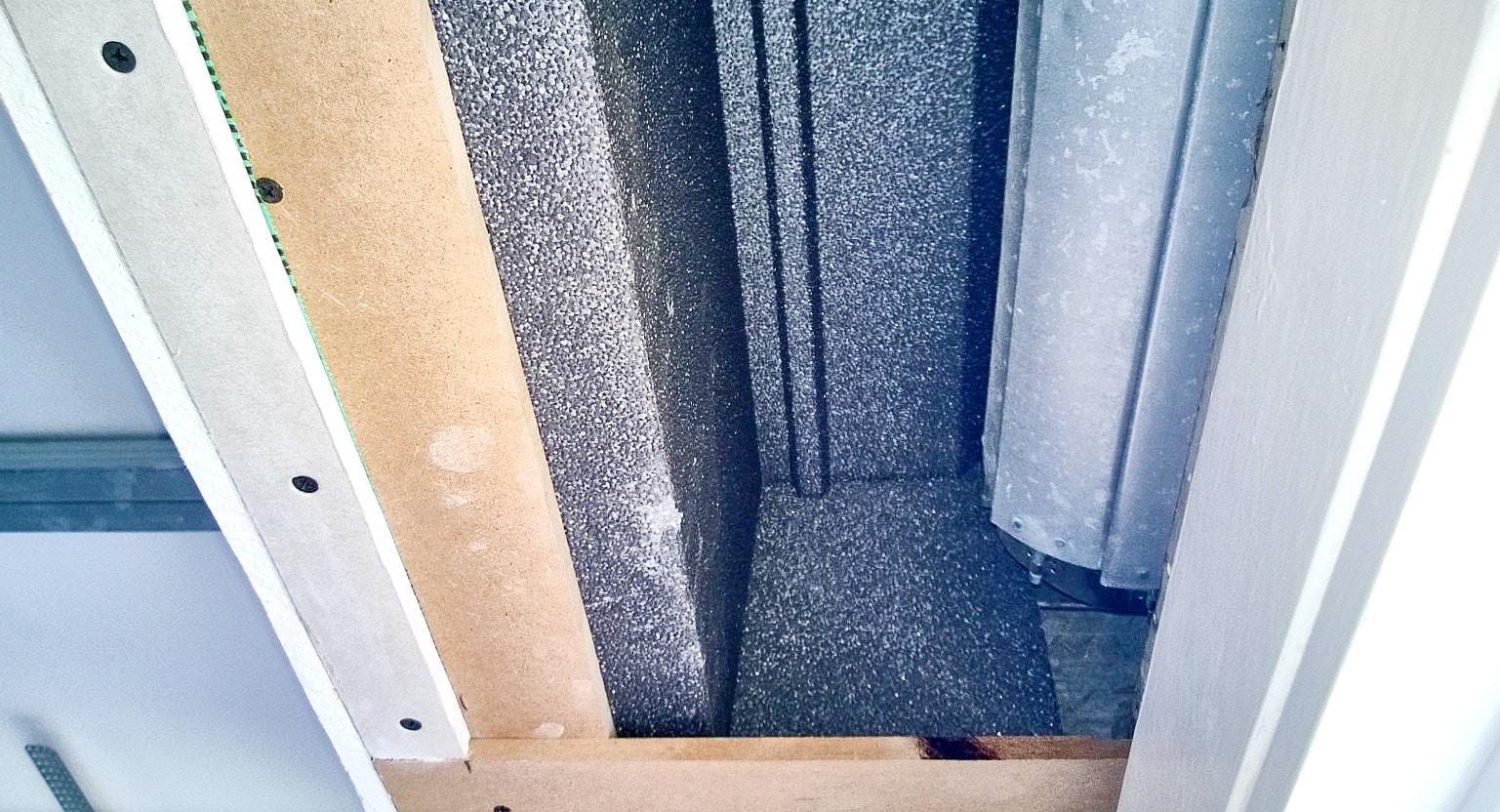 Beim Sanierugsprojekt in Memmingen wurden unter anderem die Rollläden erneuert