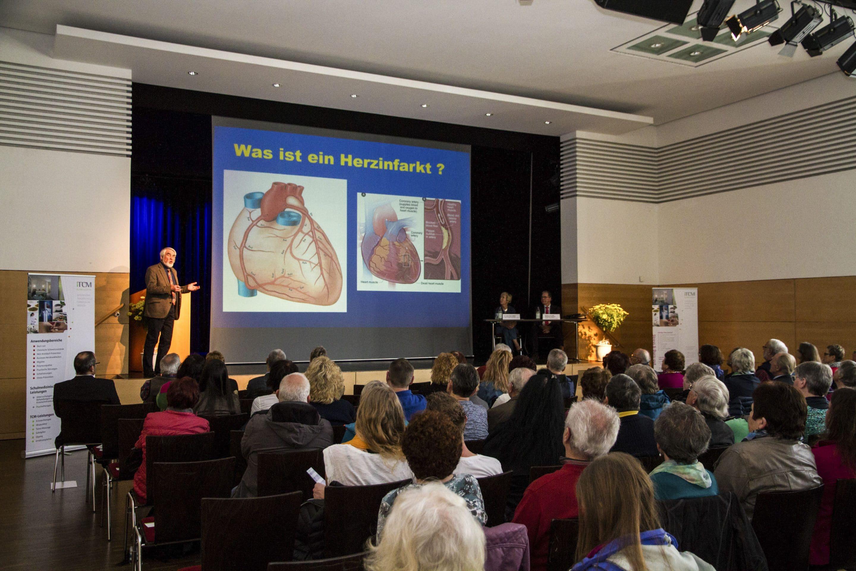Die Gesundheit fest im Griff – Der Gesundheitstag der iTCM-Klinik Illertal und der Praxis Dr. med. Peter Bühler war ein voller Erfolg