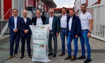 JOMA investiert in Österreich – Allgäuer Dämmstoffspezialist ist neuer Hauptgesellschafter der EPS Leichtbeton GmbH