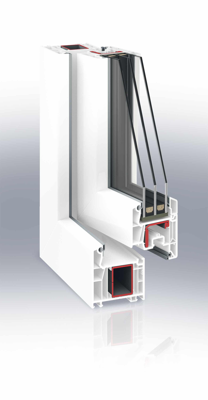 THERM 76 AD: eine perfekte Symbiose – Gugelfuss-Neuheit: Das Kunststoff-Fenster-System THERM 76 AD verbindet Energieeffizienz, Wirtschaftlichkeit und Individualität