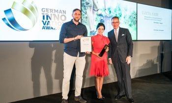 """Weil frisches Trinkwasser """"Gold"""" wert ist – Ujeta Care: Die wohl kleinste Wasseraufbereitungsanlage der Welt erhält den """"German Innovation Award 2018"""""""