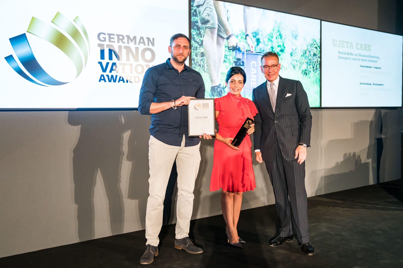 Ujeta: German Innovation Award