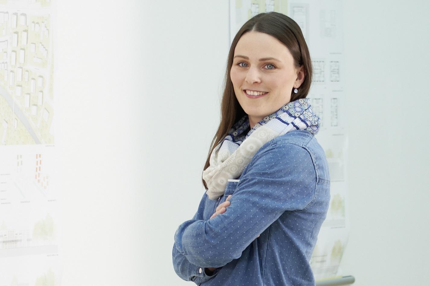 """Wechsel bei der Kreisbau – Patrizia Gewandt ist neue Leiterin der Abteilung """"Haus- und Wohnungsbewirtschaftung"""""""