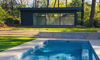 """Relaxen XXL im Land der Superlative – Sprung über den großen Teich: Blockhausbau Hummel errichtet exklusive """"MyLounge"""" in Atlanta"""