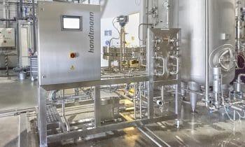 Neue Wege für Klein- und Craftbrauereien – Mit der neuen CSS 020 bietet die Albert Handtmann Armaturenfabrik ihre innovative Bierstabilisierung auch für Kapazitäten von 20 bis 30 hl/h