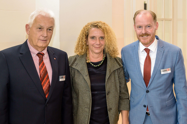 Wachablösung steht bevor: Dr. Petra Egloffstein wird neue Leiterin der Objektberatung bei tubag – Das 15. tubag Sanierungsforum