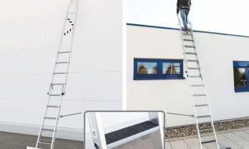 Innovative Steigtechnik für  die Profis rund um den Bau – Messepremiere in München: Günzburger Steigtechnik präsentiert ihre Qualitätsprodukte erstmals auf der BAU 2019