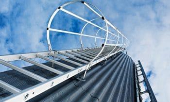 Steigleitern: Der sichere Höhenzugang – Planungshilfen und ausgeklügeltes Montagesystem aus Günzburg