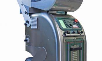 Volle Dampfpower für die Reinigung von Maschinen und Geräten – Weltpremiere auf der bauma 2019: beam präsentiert in München erstmals das neue Dampfreinigungssystem Blue Evolution XXL
