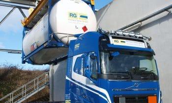 100 % Circular Economy im Lösemittelrecycling –  Die Bayer AG setzt in der Produktion von Pflanzenschutzmitteln unter anderem auch auf hochwertigste Lösemitteldestillate von der Richard Geiss GmbH