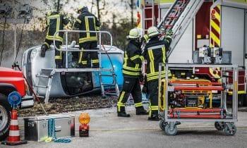 Innovative Steigtechnik für den Einsatz im Ernstfall – Günzburger Steigtechnik ist starker Partner von Feuerwehren und Hilfsorganisationen. Neuheiten werden im engen Dialog entwickelt