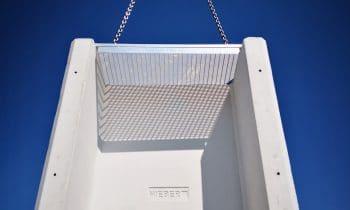 Das Leichtgewicht unter den Betonlichtschächten – GFB-Lichtschacht Optimus von Hieber punktet mit geringem Gewicht, einfachem Handling und heller Optik