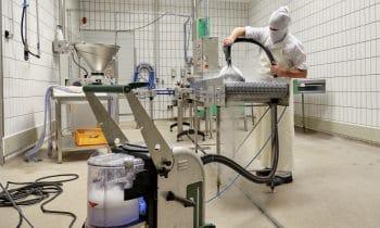 Natürliche Dampfpower für die Lebensmittelproduktion – Trüffelmanufaktur Göschle setzt auf die chemiefreie Reinigung mit dem innovativen Dampfsaugsystem Blue Evolution XL+ von beam