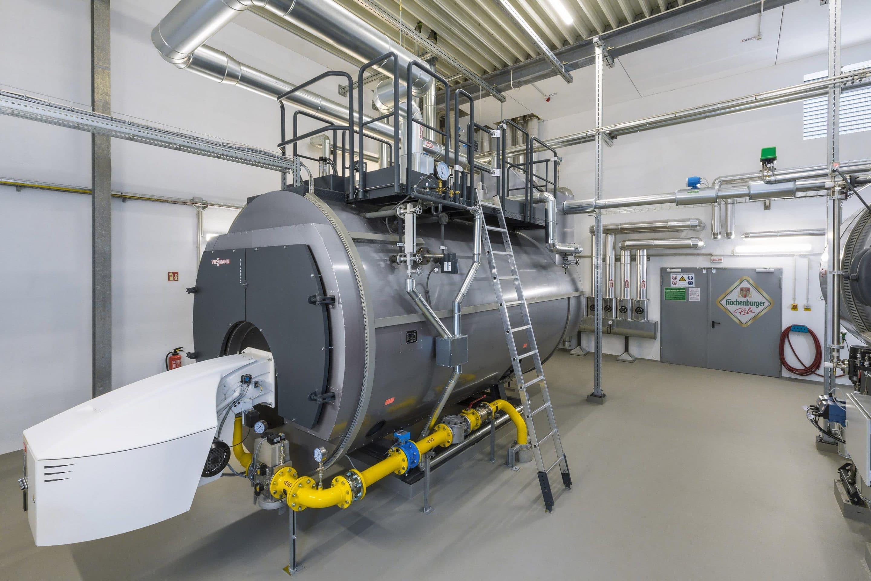Dampf für das gute Hachenburger Pils  – Westerwald-Brauerei setzt bei der Energieversorgung auf Viessmann