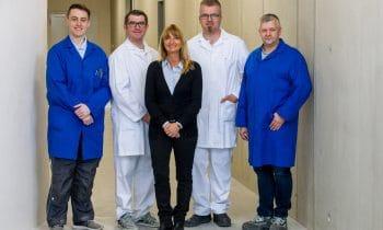 Allgäuer Pilotprojekt INTEGRATEX – In Bayerns erster Inklusionswäscherei für Reinigungstextilien stehen Mensch und Hygiene in Mittelpunkt