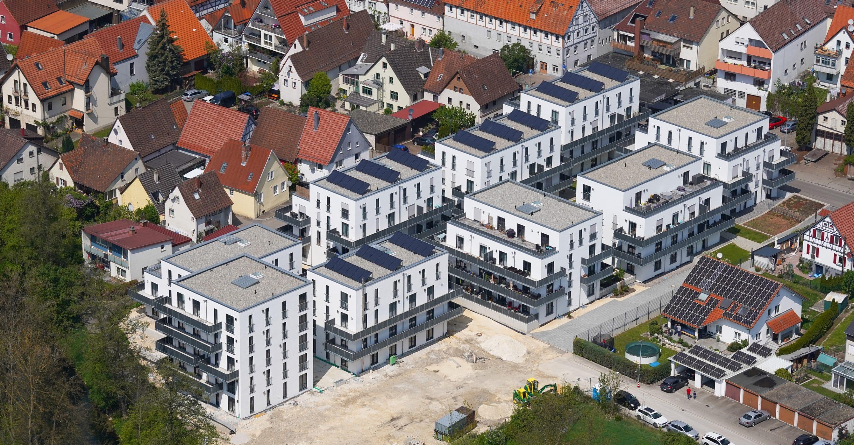 Das Jahr der Baustarts – Kreisbaugesellschaft Heidenheim beginnt 2018 mit dem Bau von 63 Wohnungen für über 12,7 Millionen Euro