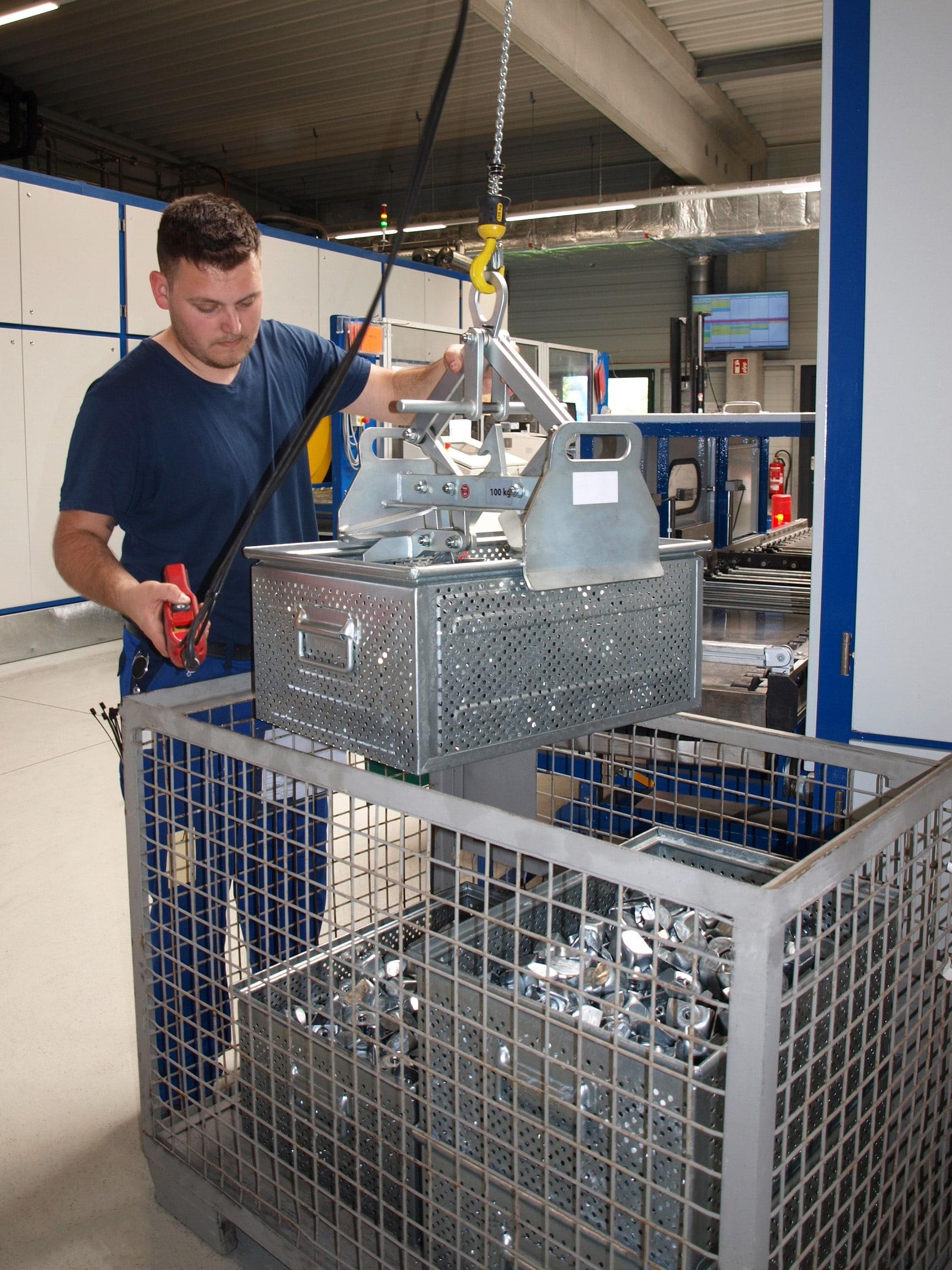 Nächstes Level für High-End-Entfettung – Die Richard Geiss GmbH erweitert ihr Leistungsspektrum in der Lohnentfettung
