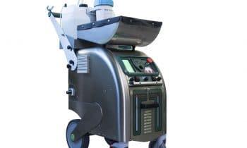 beam auf der CMS: Volle Dampfpower für die Reinigung von Maschinen und Geräten – Neues Dampfreinigungssystem Blue Evolution XXL von beam überzeugt mit Top-Reinigungsleistung