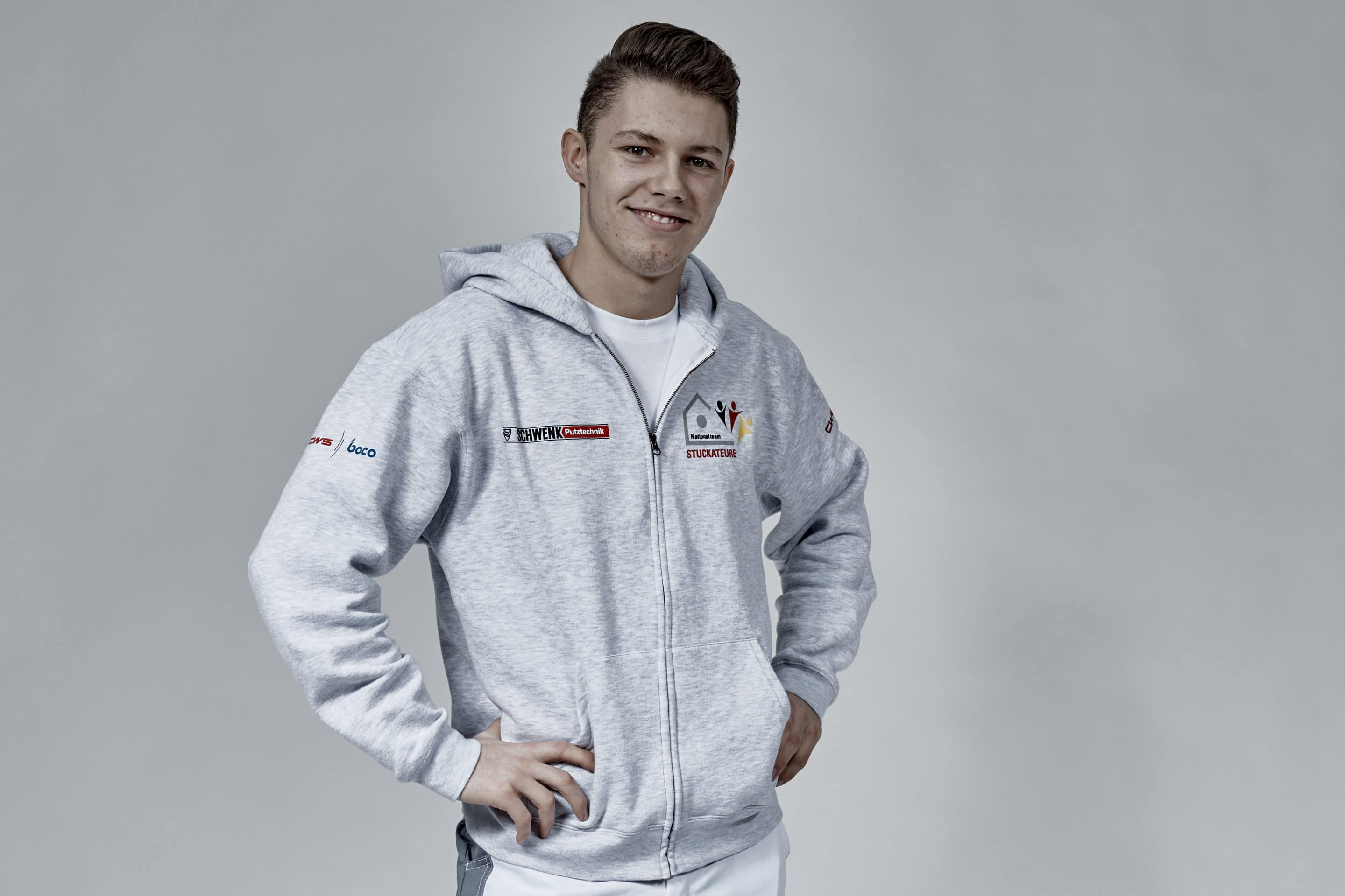"Interview mit Stuckateur Tobias Schmider: ""Ich will Gold in Kasan"""