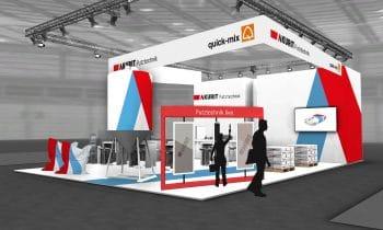 Akurit Putztechnik: Die neue Premium-Marke für Putzsysteme – quick-mix präsentiert auf der NordBau 2019 erstmals den neuen Systemansatz für Putz- und Wärmedämm-Verbundsysteme unter der Marke Akurit Putztechnik