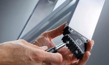 Top-Produkte für ein  Plus an Arbeitssicherheit – Günzburger Steigtechnik präsentiert auf der Arbeitsschutzmesse A+A 2019 Innovationen wie den nivello-Leiterschuh