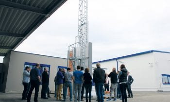 """""""Fit für Steigtechnik"""": Neues Schulungskonzept – Campus Günzburger Steigtechnik mit erweitertem Seminarangebot und noch mehr Praxisbezug"""