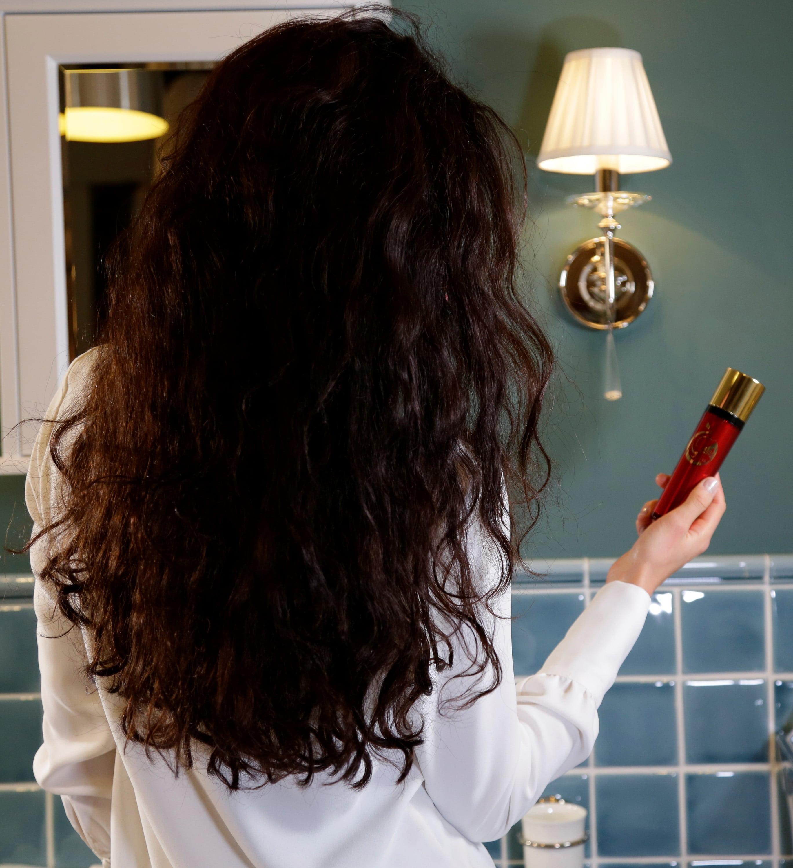 Super-Boost fürs Haar – Ghezals hair Genius: Der erste Haarschutz mit Asafran für volles und gesundes Haar