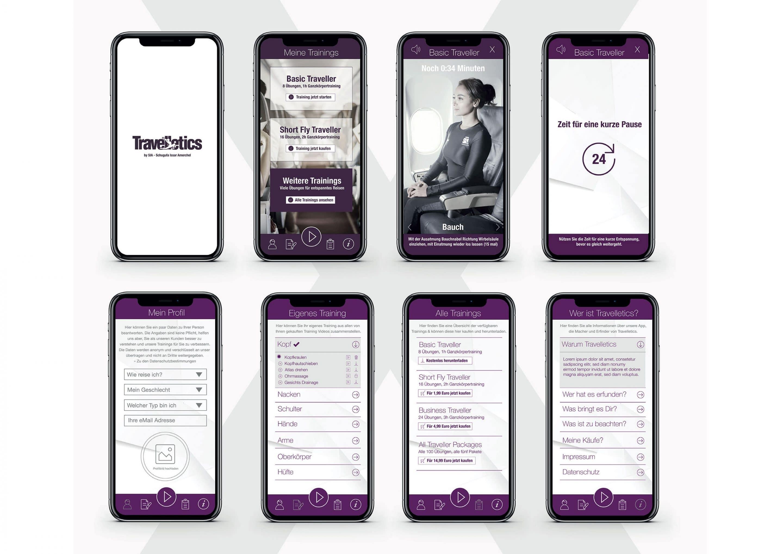 Sporteln home for Christmas – Mit Travelletics, der Sport-App für unterwegs, entspannt bei den Lieben ankommen