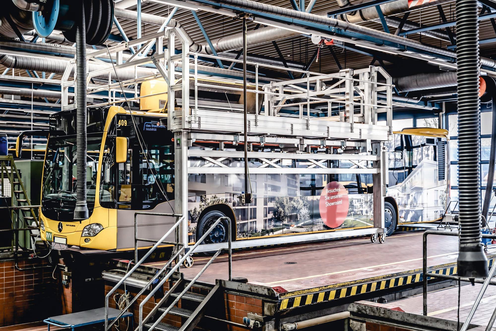 In Zukunft sicher arbeiten:  Mit innovativer Steigtechnik – Günzburger Steigtechnik blickt auf erfolgreiches Jahr 2019 zurück und investiert weiter nachhaltig in Forschung und Entwicklung