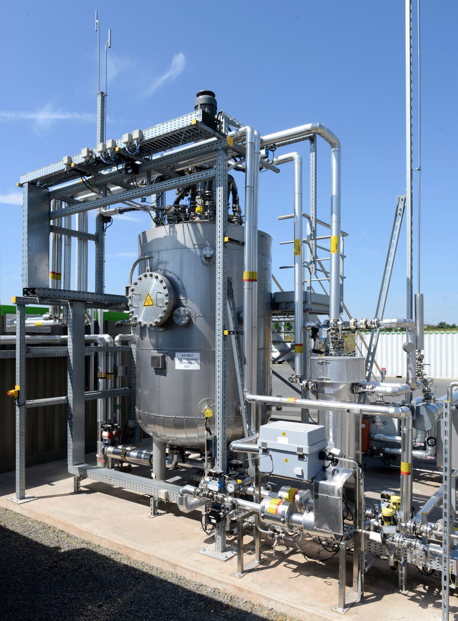 Grünes Licht für erste industrielle Power-to-Gas-Anlage im schweizerischen Dietikon