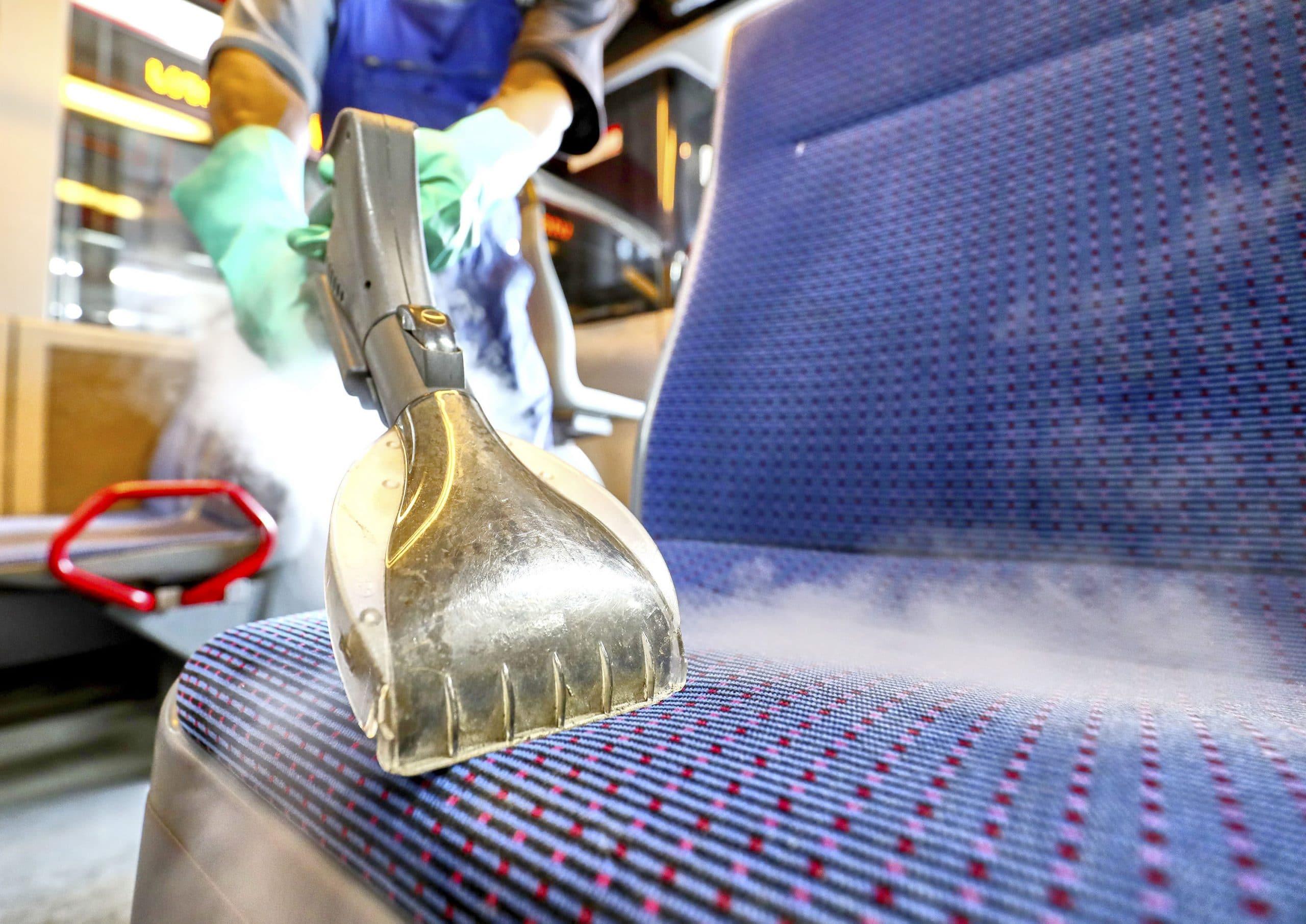 Corona: Top-Hygiene  ist wichtiger denn je – HACCP-zertifizierte Dampfsaugsysteme töten 99,9 Prozent an Keimen und Bakterien ab und inaktivieren Viren