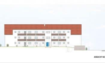 Kreisbau: 5,5 Millionen Euro für Mietwohnungen