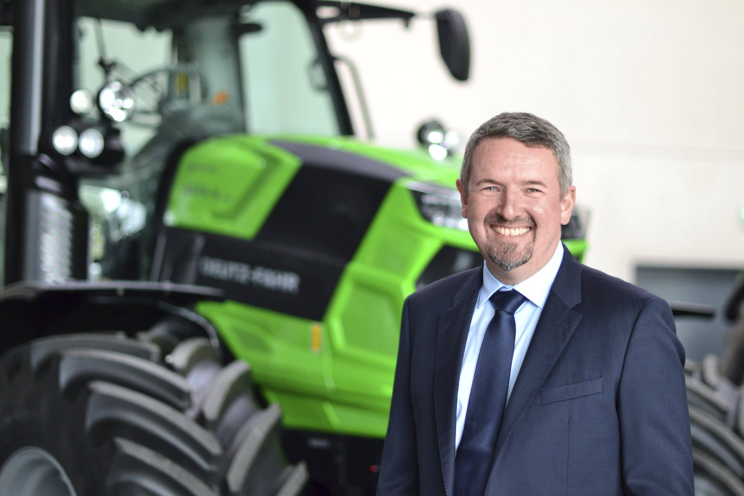 Deutz-Fahr: Thomas Roth leitet Vertrieb und Marketing