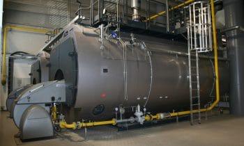 Emissionsarme Dampferzeugung in der Käserei