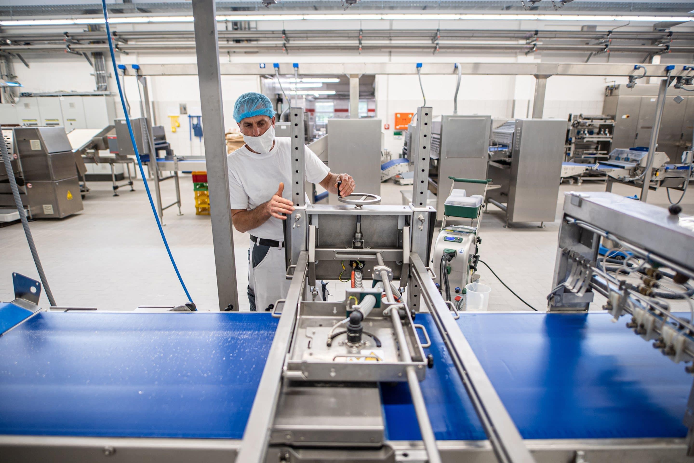 Bio-Bäckerei Moin: Green Cleaning fürs Förderband