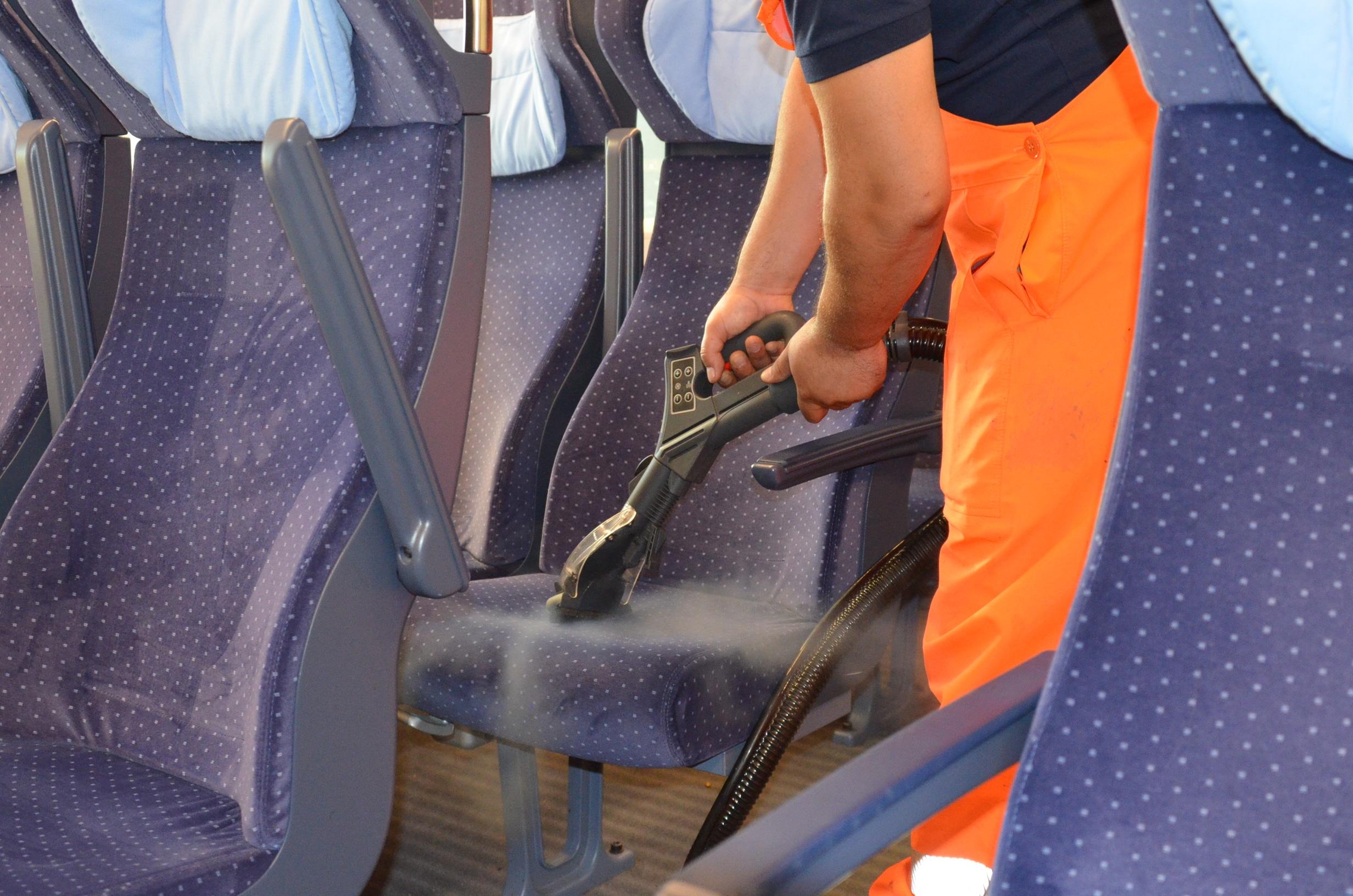 Natürliche Reinigungspower für das Wohl der Fahrgäste